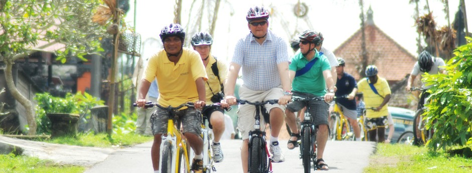 Awasome Bali Cycling Adventure Tours with Bali Bike Baik Tour
